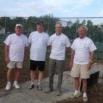 Mike Culligan, Rick Culkin, Bob Venning & Jean Molyn